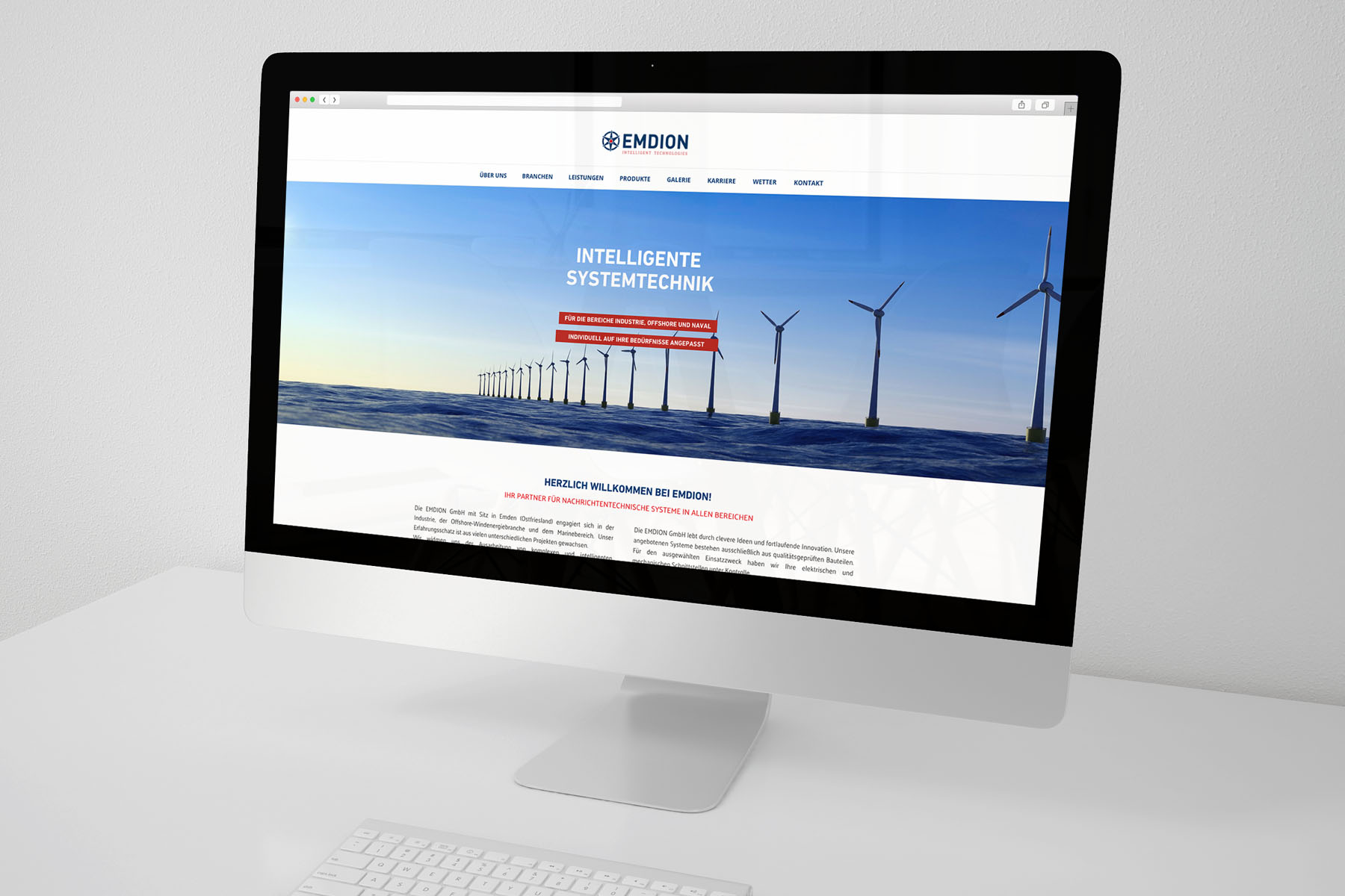 Emdion | Website